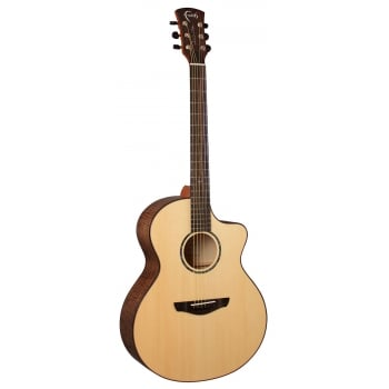 Faith FSGNCBSYS Signature Neptune Spruce Bronze Sycamore Acoustic Guitar (with Hard Case)