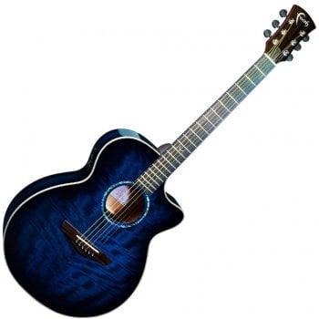 Faith FVBLM Venus Blue Moon Electro-Acoustic Guitar