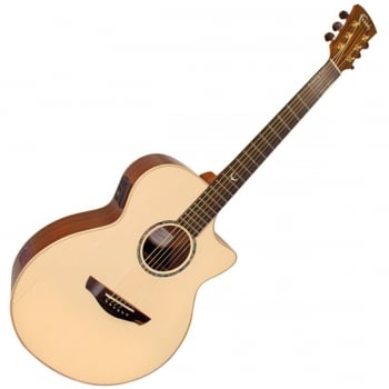 Faith FVHG Venus High Gloss Cutaway Electro Acoustic Guitar