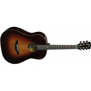 Faith Mars Classic Burst Drop Shoulder Dreadnought Ex-Display