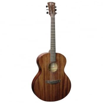 Faith Nexus Neptune Electro Acoustic Mahogany Guitar