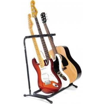 Fender 3 Guitar Folding Stand