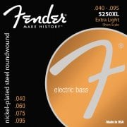 Fender 5250XL 40-95 Short Scale Bass Strings