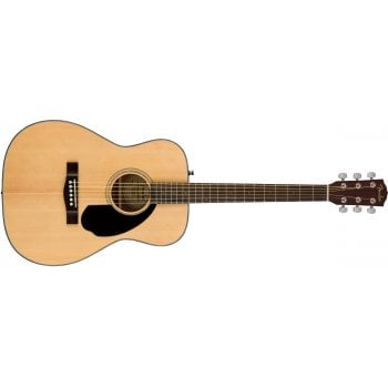 Fender CC-60S Acoustic Guitar Rosewood Fingerboard - Natural