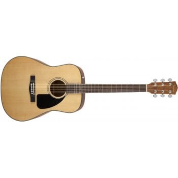 Fender CD-60 V3 DS Dreadnought Acoustic Guitar - Natural