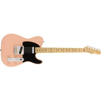 Fender Classic Player Series Baja Telecaster 2019 Limited Edition - Shell Pink