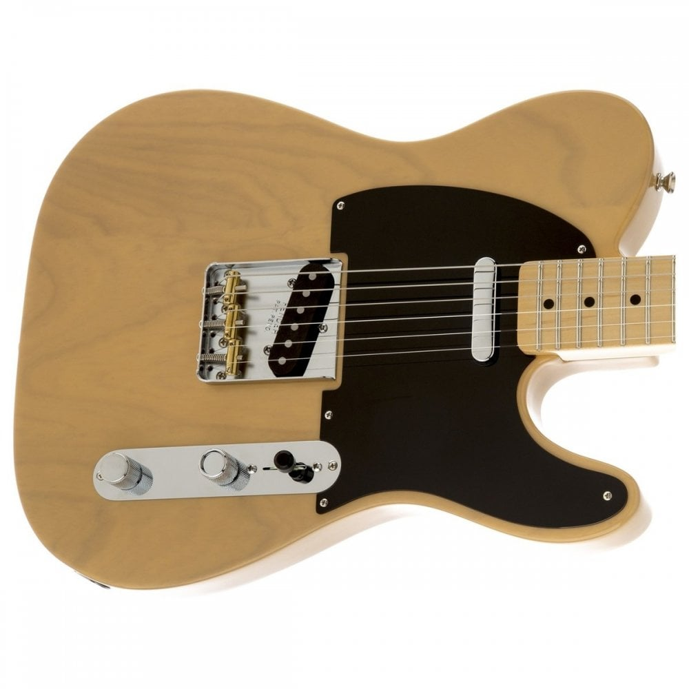 fender classic player series baja telecaster blonde. Black Bedroom Furniture Sets. Home Design Ideas