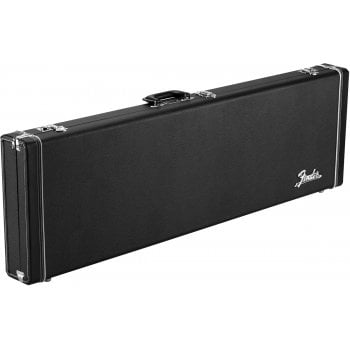 Fender Classic Series Wood Case for Precision Bass/ Jazz Bass - Black