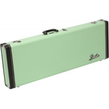 Fender Classic Series Wood Guitar Case for Strat/Tele - Surf Green