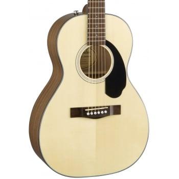 Fender CP-60S Parlor Natural Acoustic Guitar