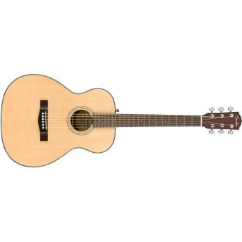 Fender CT-140SE Rosewood Electro-Acoustic - Natural w/Hardcase