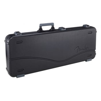 Fender Deluxe Moulded Case for a Strat or Tele Guitar