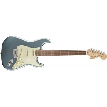 Fender Deluxe Roadhouse Stratocaster - Mystic Ice Blue