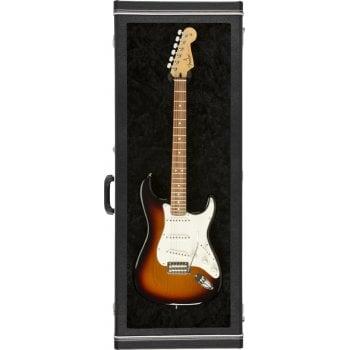 Fender Electric Guitar Display Case, Black