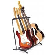 Fender Folding Multi Guitar Stand 5 - Holds 5 Guitars / Basses