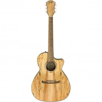 Fender FSR FA-345CE Electro-Acoustic, Spalted Maple