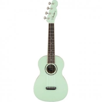 Fender FSR Limited Edition Zuma Concert Ukulele - Surf Green
