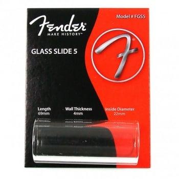 Fender Glass Slide 5 Fat Large