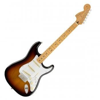 Fender Jimi Hendrix Stratocaster Electric Guitar - 3-Tone Sunburst