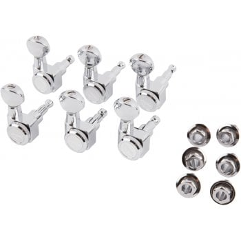 Fender Locking Tuning Machines for Stratocaster/Telecaster - Vintage Buttons