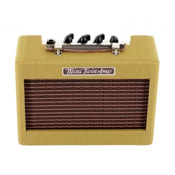 Fender Mini '57 Twin Amp for Guitar