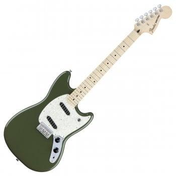 Fender Mustang Maple Neck - Olive