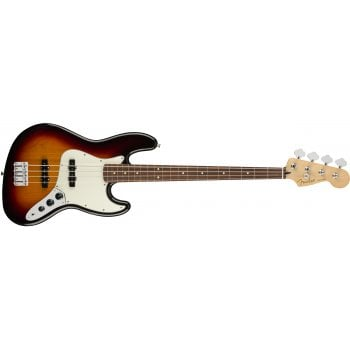 Fender Player Series Jazz Bass Pau Ferro Neck 3-Color Sunburst