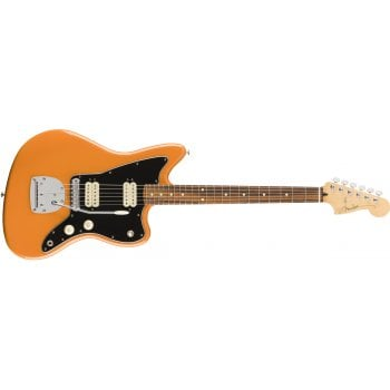 Fender Player Series Pau Ferro Jazzmaster - Capri Orange