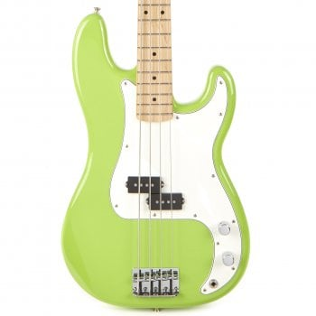 Fender Player Series Precision Bass FSR Limited Edition - Electron Green