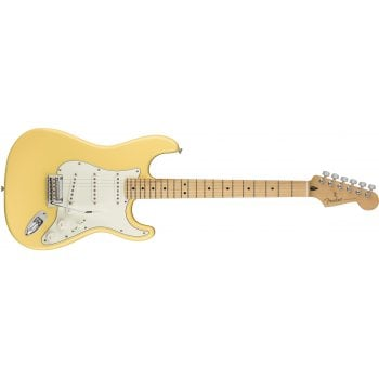 Fender Player Series Stratocaster Maple Neck - Buttercream