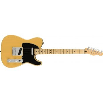 Fender Player Series Telecaster Limited Edition With Custom Shop '51 Nocaster Pickups  - Butterscotch Blonde