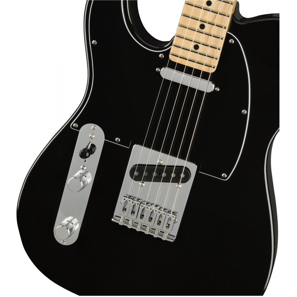 Fender Player Series Telecaster Maple Neck Left-Handed - Black