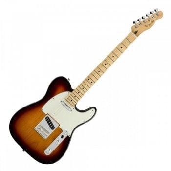 Fender Player Telecaster, Maple Fingerboard, 3-Colour Sunburst