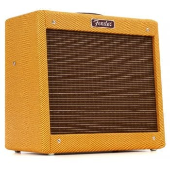 Fender Pro Junior IV Lacquered Tweed 1x10 Valve Combo Amplifier