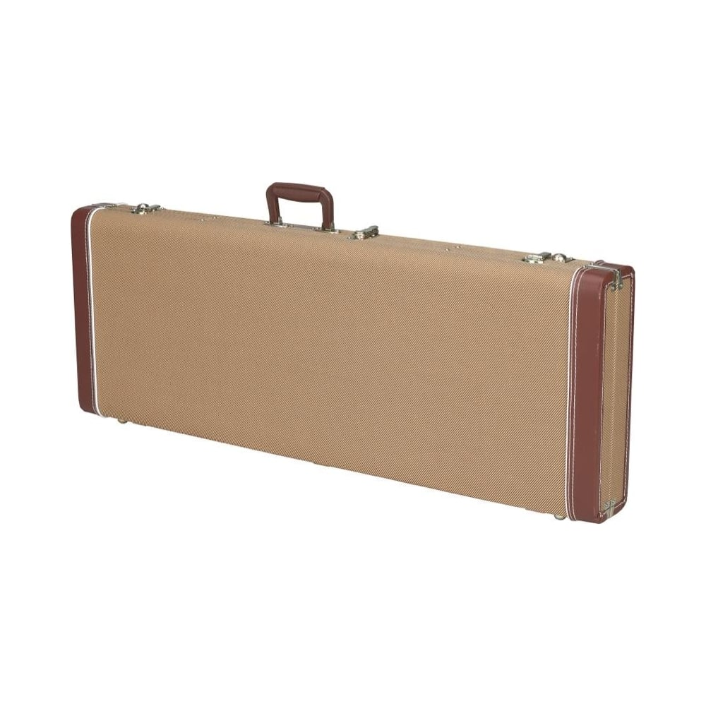 fender fender pro series p j bass hard case tweed fender from stompbox ltd uk. Black Bedroom Furniture Sets. Home Design Ideas