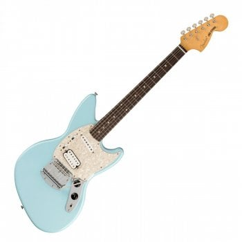 Fender Signature Kurt Cobain Jag-Stang, Rosewood Fingerboard, Sonic Blue