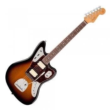 Fender Signature Kurt Cobain Jaguar, Rosewood Fingerboard, 3-Tone Sunburst