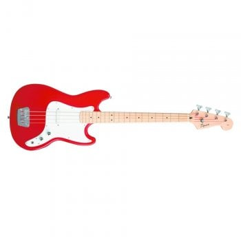 Fender Squier Affinity Bronco Bass - Short Scale - Torino Red