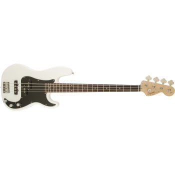 Fender Squier Affinity Precision Bass PJ Bass Guitar - Olympic White