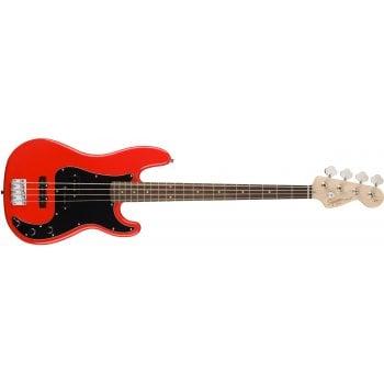 Fender Squier Affinity Precision Bass PJ Bass Guitar - Race Red