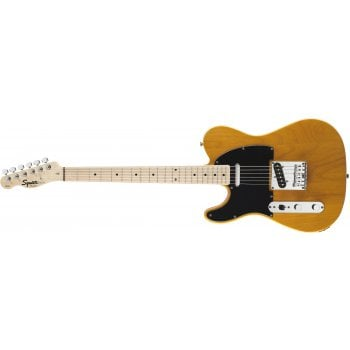 Fender Squier Affinity Telecaster Special Maple Neck - Left-Handed - Butterscotch Blonde