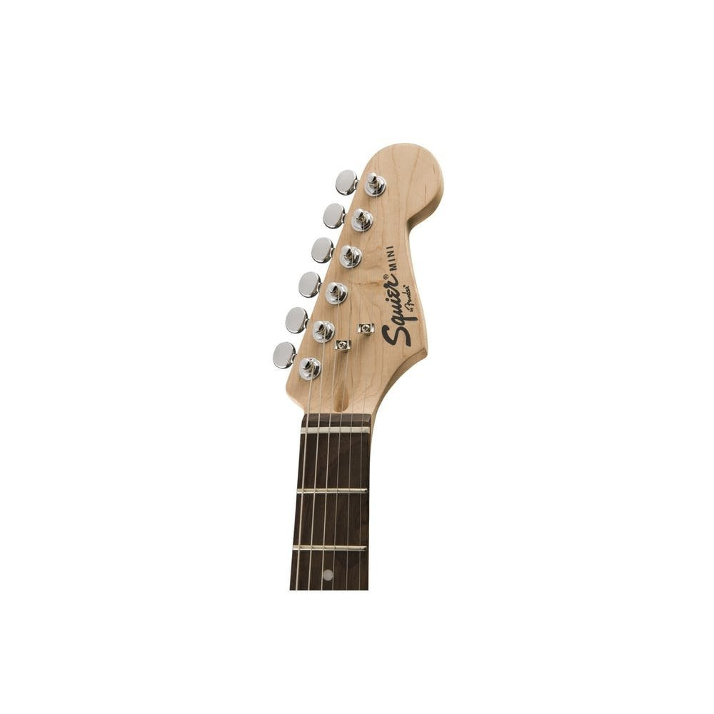 squier mini strat limited edition 3 4 electric guitar olympic white. Black Bedroom Furniture Sets. Home Design Ideas