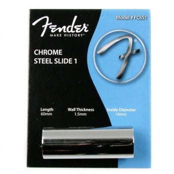 Fender Steel Slide 1 Standard Medium