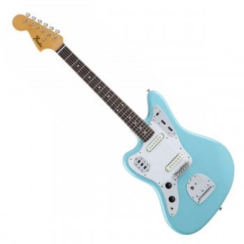 Fender Traditional 60's Jaguar Left-Handed MIJ - Daphne Blue