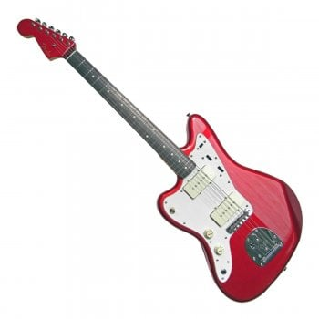 Fender Traditional '60s Jazzmaster Left Handed - Candy Apple Red