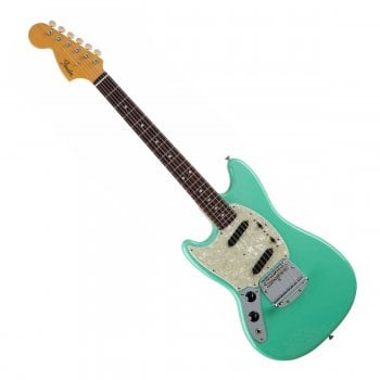 Fender Traditional '60s Mustang Left Handed - Seafoam Green