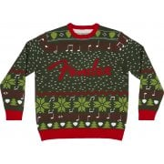 Fender Ugly Christmas Sweater 2020 - Official Merchandise - Large