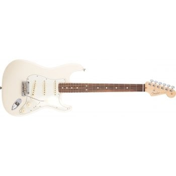 Fender USA American Professional Stratocaster Rosewood - Olympic White