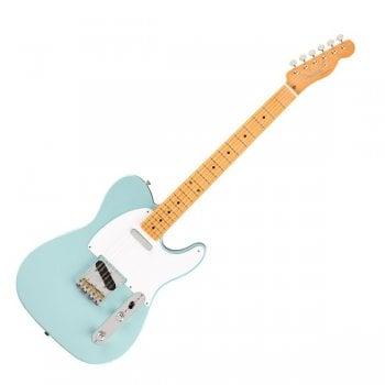 Fender Vintera '50s Telecaster, Maple Fingerboard, Sonic Blue