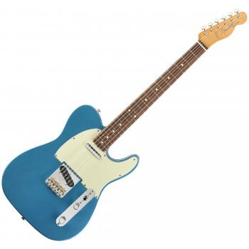 Fender Vintera '60s Telecaster Modified, Pau Ferro Fingerboard, Lake Placid Blue